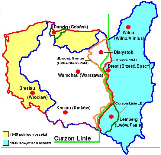 Deutsche Gebiete In Polen